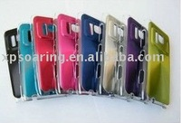 CD style Chrome hard case skin back cover for Nokia N8