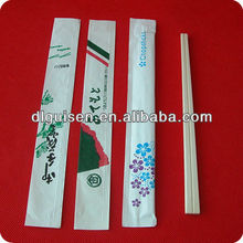 Disposable Wooden Birch Chopsticks for Sales Promotion