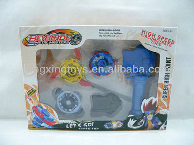 Hot sale metal spinning top transformation for beyblade