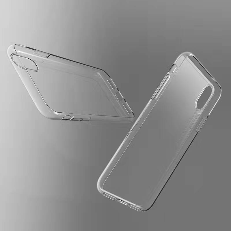 High Quality Mobile Phone Back Cover Clear TPU Case For <strong>Iphone</strong> X Ultra-thin Soft TPU Case For <strong>Iphone</strong> X