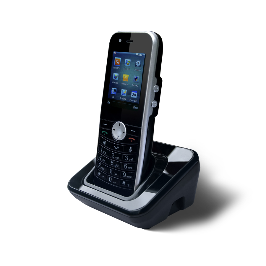 Cheap Android Cordless Home WI-FI VoIP SIP Telephone D168IW