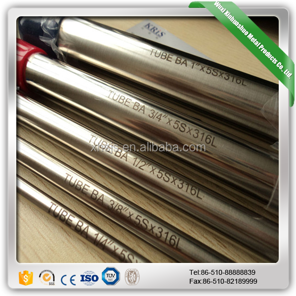 2520 Stainless Steel Round Square Pipe/Tube for Fittings