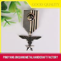 China Wholesale Custom Made Metal Badge