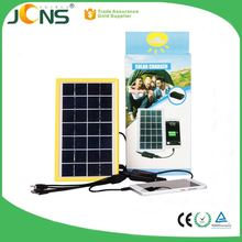 new products 2017 3.7V/3AH solar powered lamp and charger for wholesale