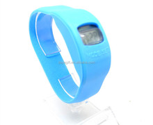 Adults and kids Silicone Slap Wristband Watch With Factory Price