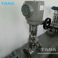 10S00 multi-stage pressure reduction cage control valve