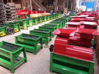 walking tractor driven corn sheller machine for sale