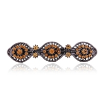 High Quality Hair Accessories Barrettes Flower Hair Clip Hairpins Tiara Trendy Jewelry