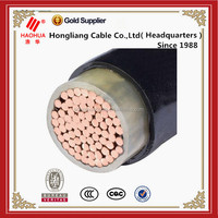 Measurer PVC insulated copper single core earthing cable