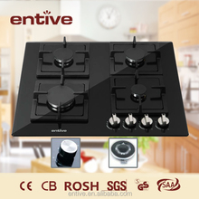 4 burner gas stove with oven