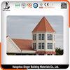 Hot sale curve roofing material, low price aluminum carport roofing material