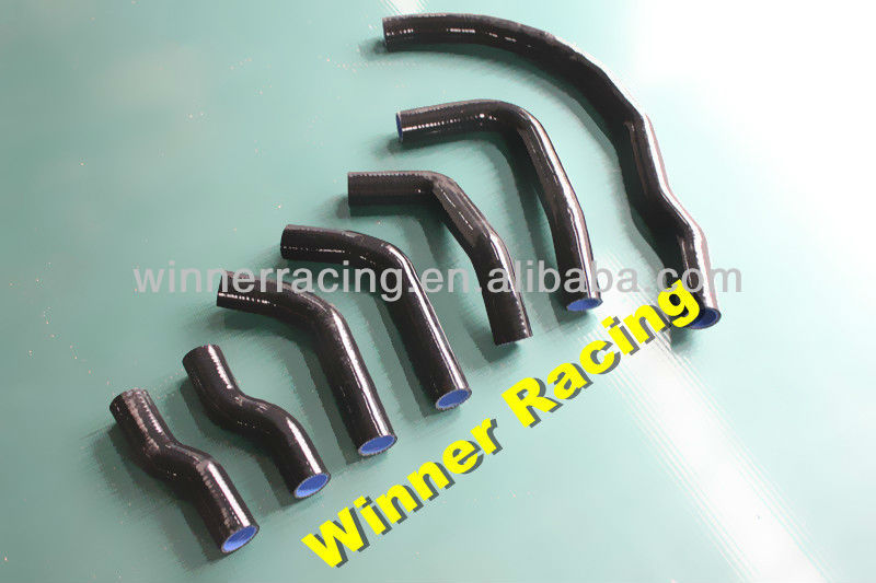 reinforced silicone radiator hose for MR2 SW20 3S-GTE/3SGTE 2.0L turbo 93-99