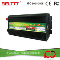 BELTTT 2kva UPS dc to ac power inverter power safe ups converter with battery charger 2000watt 12V/24V 110V/60HZ