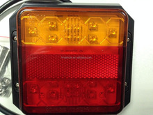 LED combination tail lamp for Truck & Trailer