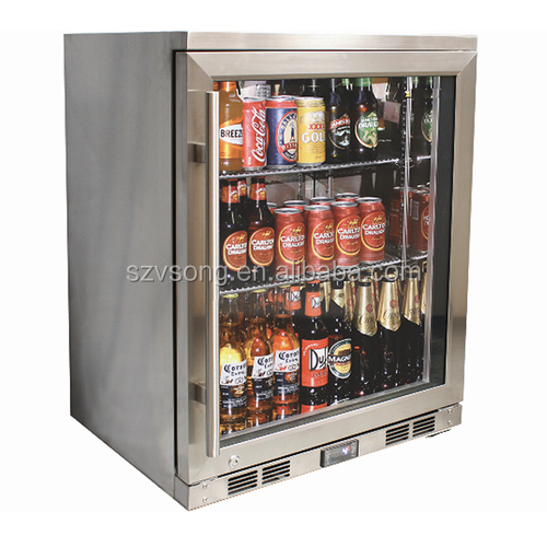 single lg refrigerator electric beer cooler for sale