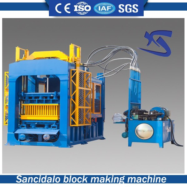 QT4-15C block making machine most popular product in asia