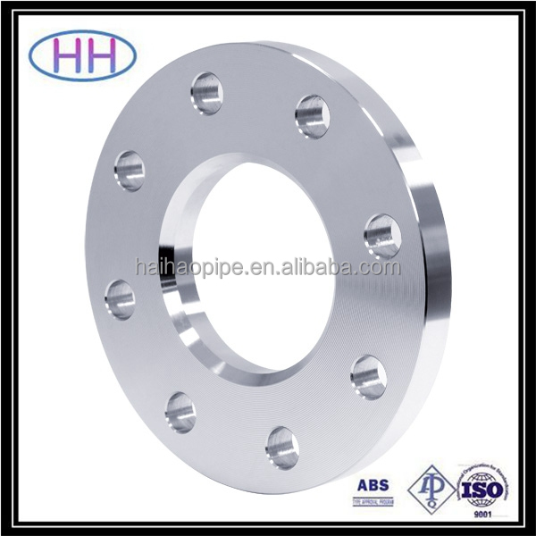 carbon steel companion flange with API certification