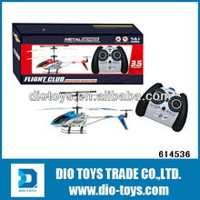 3.5ch model king metal rc helicopter for sale