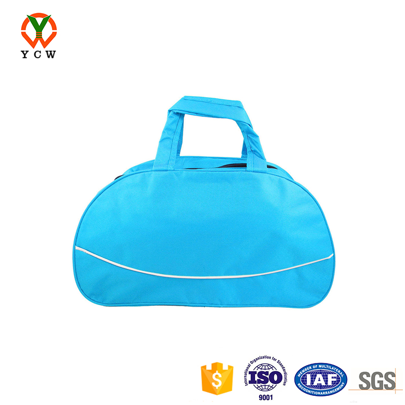 Low price wholesale travel packing large volume sport duffle bag