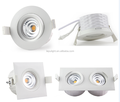 High quality Norge COB Led downlight ip44 9w cutout 83mm 5 years warranty