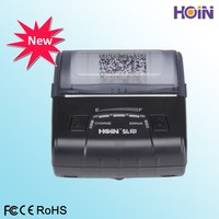 80 mm Mini Wireless Android Bluetooth Thermal Receipt Printer for Ticket Printing