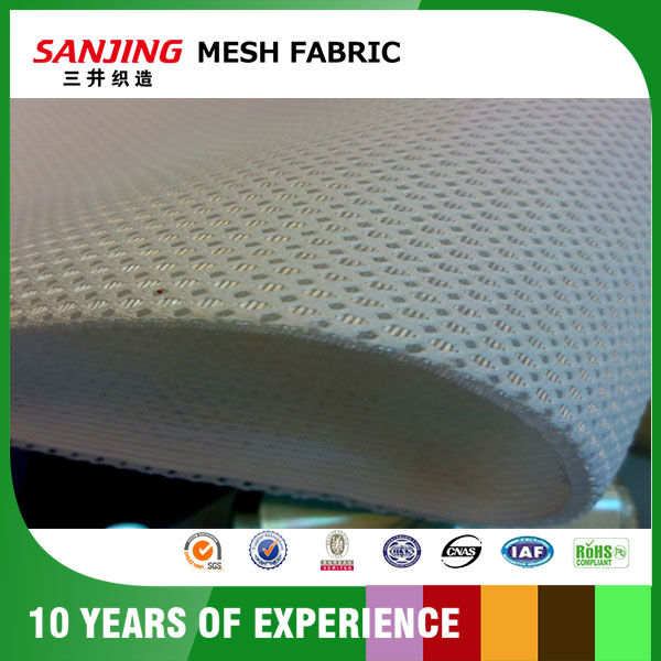 Industrial Durable Waterproof Mesh Fabric