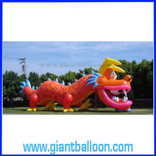Giant Inflatable East Dragon
