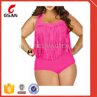 factory custom colorful girls 7-16 swimwear