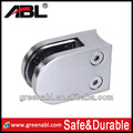 design SS304 316 Casting Stainless Steel Glass Tube Clamp