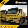 China Made Sinotruck Shacman 290/336/371HP 20 - 100 ton sand tipper truck for sale