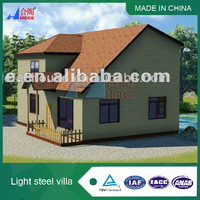 Prefabricated easy assembled prefab house