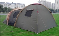 6 Persons Large Luxury Camping Family Tent Manufacturer