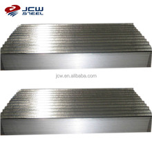 Galvanized Corrugated Sheet Metal Roofing Rolled Steel Metal Roofing From Shandong