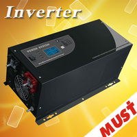 Pure sine wave Power Inverter with Output for Load with Single Phase 230 volt