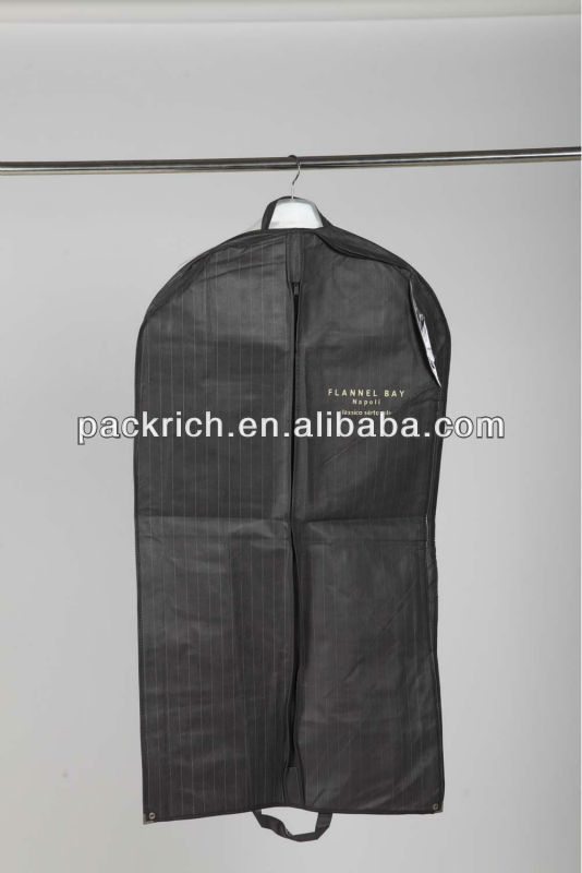 non woven fabric garment bags for storage