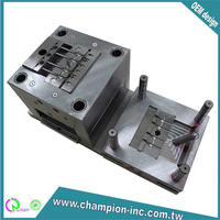 Taiwan manufacturer customized precision zinc alloy die casting mould