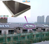 pressurized flat plate solar water heater thermal collector, flat panel solar collector