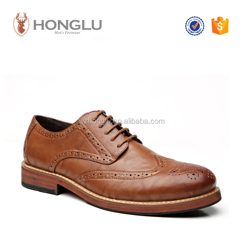 2016 Casual Brogue Dress Shoes Men, Fashion Men Brogue Shoes, Hot Sale Derby Shoes Men