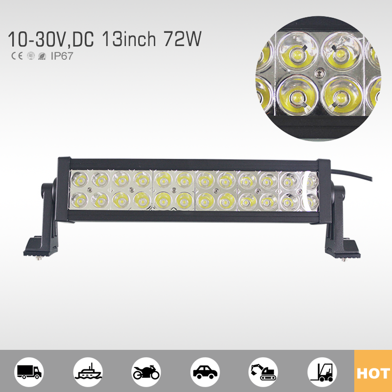 Experienced manufacturer cheap 72w led light bar hot sxs bars
