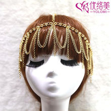Indian Head Chain Head Jewelry Hair Accessories Hair Jewelry Body Chain Jewelry HDC-61201