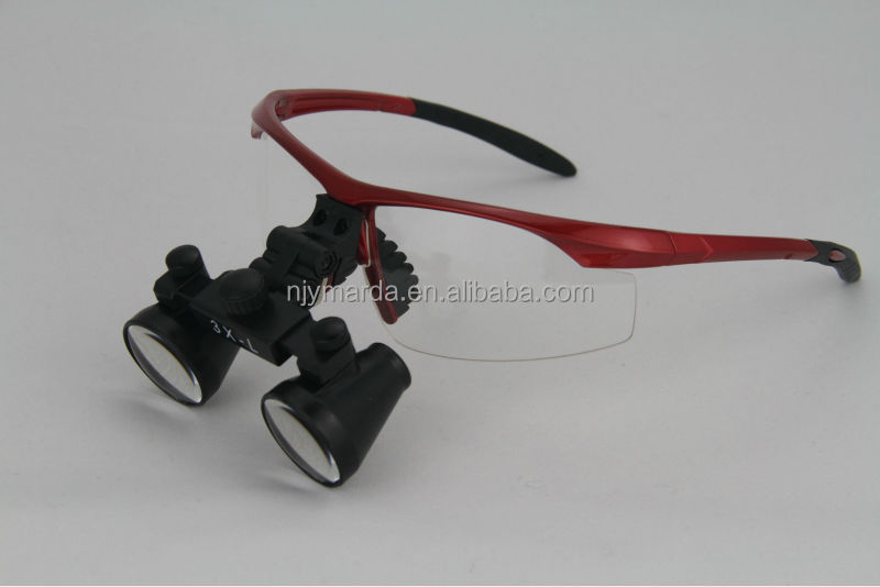 Ymarda CM3.0X Dental Loupes/Dental Medical Magnifying Glasses/Medical Loupes Loops