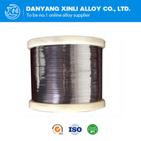 Electric alloy wire manufactures Ni60Cr15 nichrome ribbon wire