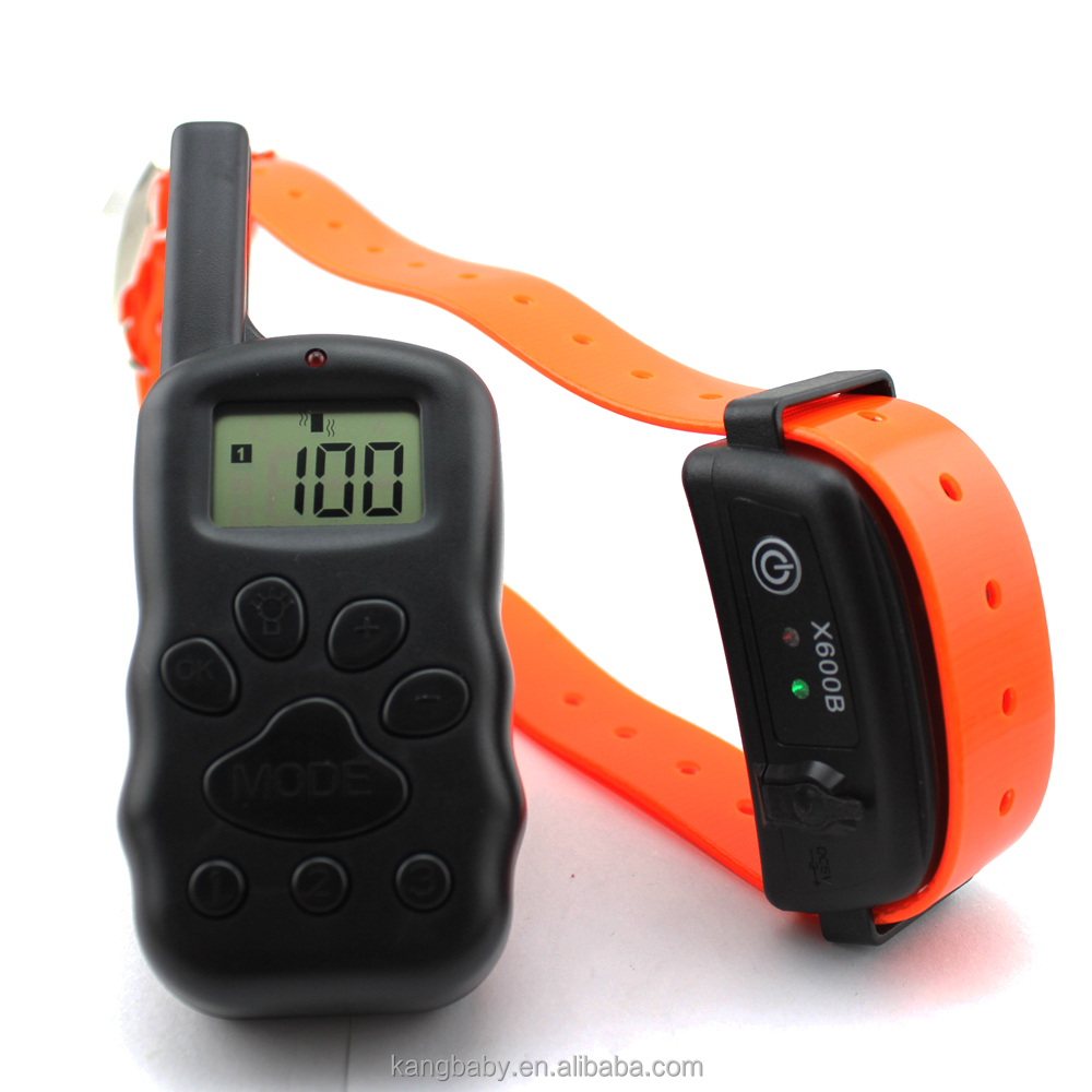 Best Shop China Electronics Online Remote Dog Training Collar Rechargeable and waterproof