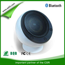 blue-tooth New product mini bluetooth speaker Voice Prompt