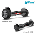 Dual-wheel UL 2272 certified 8.5 & 6.5'' couple Hoverboard With Bluetooth/App/Off-Road Wheels,CE,FCC,RoHS certified