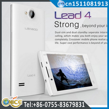Original china Leagoo Lead 4 yxtel touch mobile phone prices 4 inch MTK6572 Dual Core 800x480 Android 4.2 512MB RAM 4GB ROM