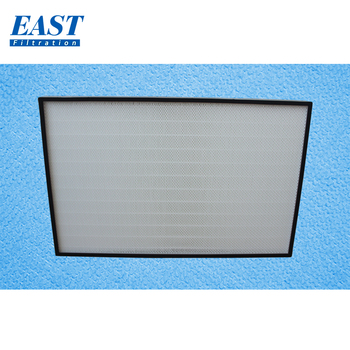 High efficient best media shanghai manufacturer panel industrial active carbon hepa air purifier filter