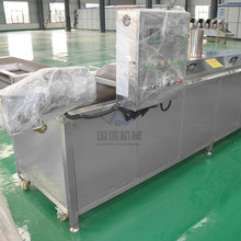 Fruit and Vegetable blanching Steam blanching machine blanching machine potato blanching machine