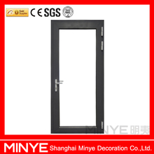Comfortable new design ventilated entry doors