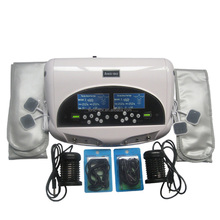 New Dual lon Cleanse Foot Bath with F.I.R Belt and T.E.N.S Massage Therapy